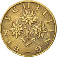 Autriche, Schilling, 1971, TTB, Aluminum-Bronze, KM:2886 - Austria