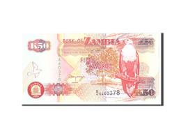 Zambie, 50 Kwacha, 2001, KM:37c, Undated, NEUF - Zambie