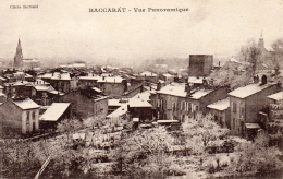 54 MEURTHE ET MOSELLE - BACCARAT Vue Panoramique - Baccarat