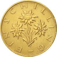Autriche, Schilling, 1991, TTB, Aluminum-Bronze, KM:2886 - Autriche