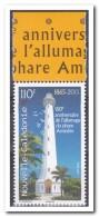 Nieuw Caledonië 2015, Postfris MNH, Lighthouses - Nieuw-Caledonië