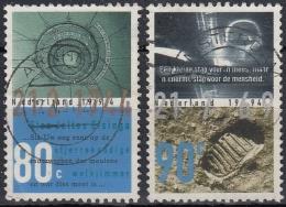 Holanda 1994 Nº 1478/79 Usado - 1980-... (Beatrix)