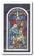 Nieuw Caledonië 2015, Postfris MNH, Christmas, Stained Glass - Nieuw-Caledonië