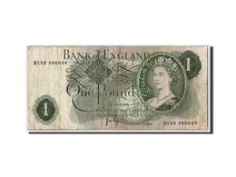Grande-Bretagne, 1 Pound, 1960-1978, KM:374g, Non Daté, TB - 1952-… : Elizabeth II