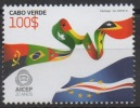 Cabo Verde 2010 - 20 Years Ans Jahre AICEP Mi. 976  1 Val. MNH - Cape Verde