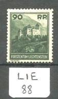 LIE Zumstein  99  YT  112 ** MNH - Liechtenstein
