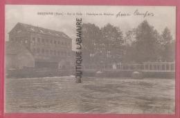 27 - BRIONNE--Sur La Risle--Fabrique De Mèches - Francia