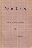 MON LIVRE SOLDAT DU 83 REGIMENT INFANTERIE 1903 REGLEMENT MANUEL SOUVENIR SERVICE MILITAIRE - Books