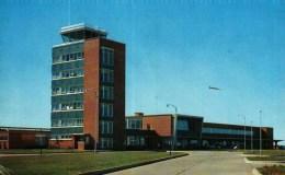 Carte Postale   - Etats-Unis - KS  -  WICHITA   -   Airport - Wichita