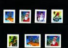 GREAT BRITAIN - 2012  CHRISTMAS  SET  MINT NH - 1952-.... (Elisabetta II)