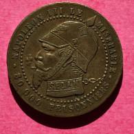 Medaille Satirique - Variétés Et Curiosités