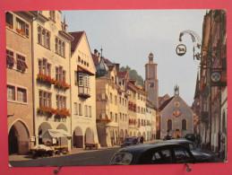Carte Pas Très Courante - Autriche - Eldkirch Vorarlberg - Marktstrasse - Joli Timbre - Scans Recto-verso - Feldkirch