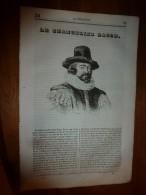 1835 LM :Le Génie De BACON Est Qu'il N'acceptait Pas La Vérité établie;Les Différents Argents ; Le Ricin; Philippe 1er - Livres, BD, Revues