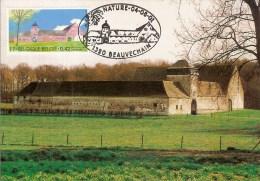 BEAUVECHAIN-L'ECLUSE-FERME - Beauvechain