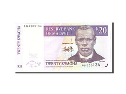 Malawi, 20 Kwacha, 2006, KM:52c, 2006-10-31, NEUF - Malawi