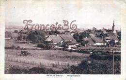 (39) Desnes - Vue Générale - 2 SCANS - Frankreich