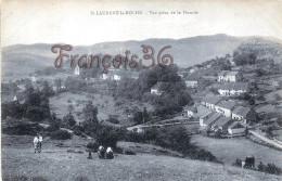 (39) Saint St Laurent La Roche - Vue Prise De La Huorde - 2 SCANS - Other Municipalities