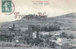 (39) Chatel Vu De Digna - Septembre 1909 - 2 SCANS - Frankreich