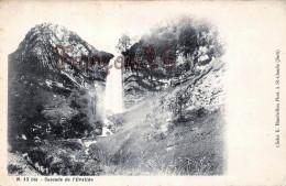 (39) Cascade De L'Evalide - éd. Saint St Claude - 2 SCANS - Frankreich