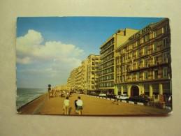 25163 - KNOKKE ZOUTE - MAJESTIC HOTEL - ZIE 2 FOTO'S - Knokke
