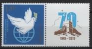 China (2015) - Set -   /  Dove - UNO -ONU - Ongebruikt