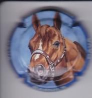 PLACA DE CAVA BARNILS DE UN CABALLO (CAPSULE) HORSE - Placas De Cava