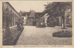 D60 - BEAUVAIS - MAISON DE RETRAITE DE LA COMPASSION -  CHAPELLE EXTERIEURE - Beauvais