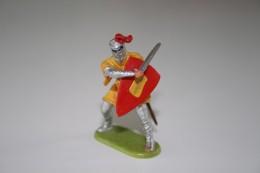 Elastolin, Lineol Hauser, H=40mm, Norman, Prince Arne, RaRe - 1960's - Plastic - Vintage Toy Soldier - Figurines