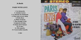 Jo Basile. PARIS WITH LOVE (1963) His Accordion & Orchestra - Instrumental