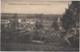 D60 - ENENCOURT-LEAGE - PANORAMA SUR LE CENTRE DU PAYS - Francia