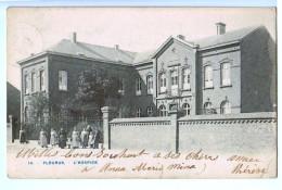 10194    Cpa   FLEURUS  :  L'Hospice  , Précurseur ,  1905 - Fleurus