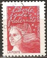 France - 1997 - Marianne De Luquet - YT 3083 Oblitéré - 1997-04 Marianna Del 14 Luglio