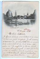 10203    Cpa  BRUGES  : Lac D'Amour  ; Précurseur  1899  !! - Brugge