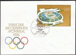 Germany Berlin 1976 / Olympic Games Montreal 1976 - Sommer 1976: Montreal