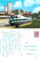 HELICOPTERE - S-58 SABENA  Elipadana - Eliporto Milano - Hélicoptères