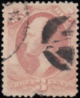 UNITED STATES - Scott #O85 War / Used Stamp - Officials