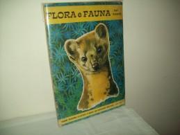 Flora E Fauna Nel Mondo (P.E.I. 1967)  Album Figurine Completo - Altre Collezioni