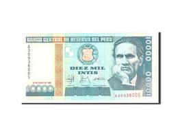 Pérou, 10,000 Intis, 1988, KM:141, 1988-06-28, NEUF - Pérou
