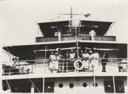 Romania - Constanta - Pe Vapor De Pasageri - Foto 115x90mm - Barche