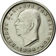 Grèce, Paul I, 50 Lepta, 1964, TTB+, Copper-nickel, KM:80 - Grèce