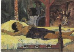 Paul Gauguin  Die Geburt Christi - Paintings