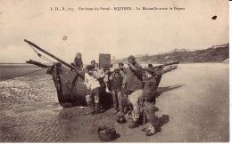 EQUIHEN - Environs Du Portel: La Bistouille Avant Le Départ - Le Portel