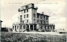 Gérardmer (88) - Aux Environs ... Le Hohneck - L'Hôtel Belvédère - Gerardmer
