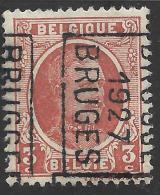 6Wz-367: N° 3910 B : BRUGGE 1927 BRUGES
