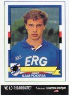 Sampdoria     -  Promocard N° 5081 - - Football