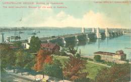 BOSTON - Longfellow Bridge, Boston To Cambridge - Boston