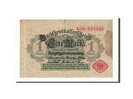 Allemagne, 1 Mark, 1914, KM:50, 1914-08-12, TB+ - [13] Bundeskassenschein
