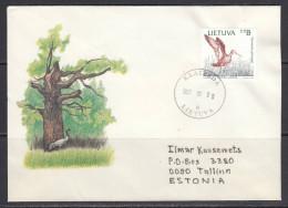 Briefumschlag Aus Litauen. - Lithuania