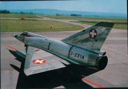 Armée Suisse, Avion, Mirage (5392) - 1946-....: Moderne