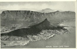 Cape Town - Aerial View - South Africa